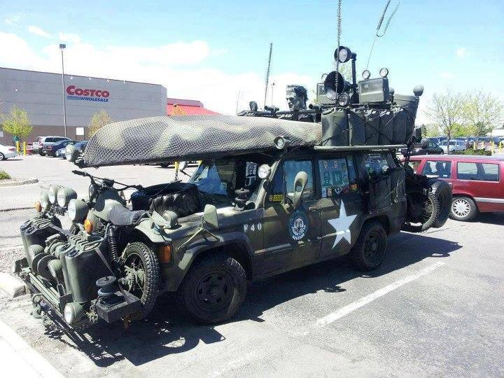 Bug Out Vehicle Accessories : Bug out vehicle
