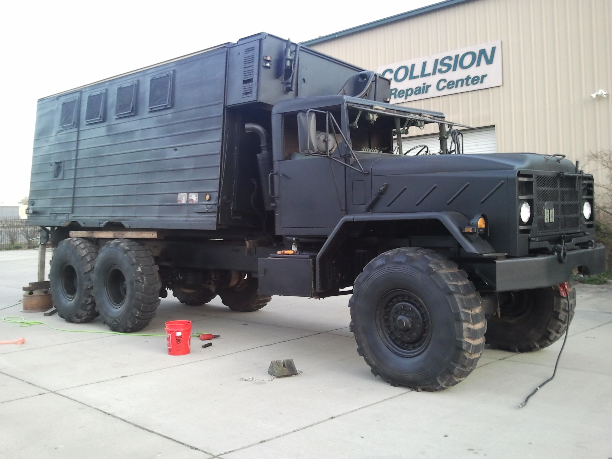Bug Out Truck : Bug out vehicle