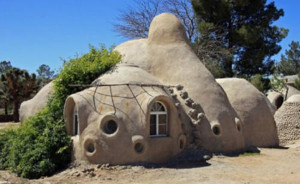 Earth Bag Homes