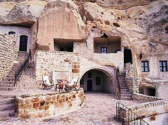 Unconventional Homes: Living in a Cave